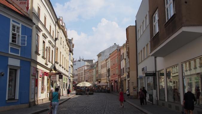 Olomouc town