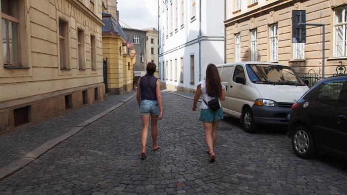 Touristing