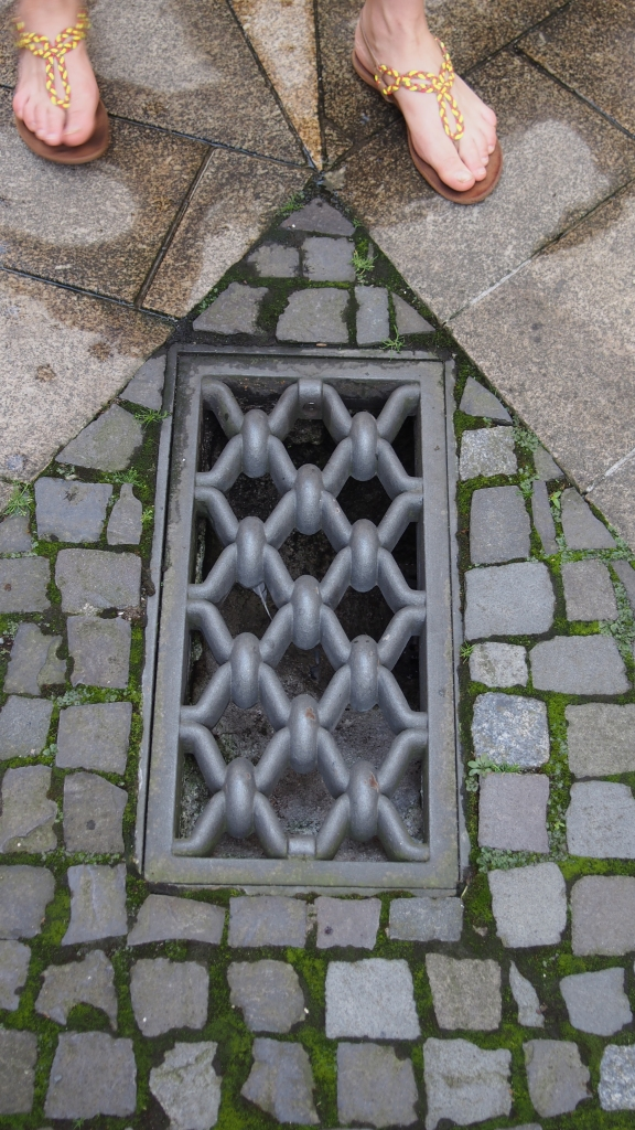 Sweet as drain covers