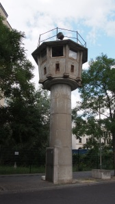 GDR Guard Tower