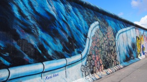 East Side Gallery - Fall of the wall